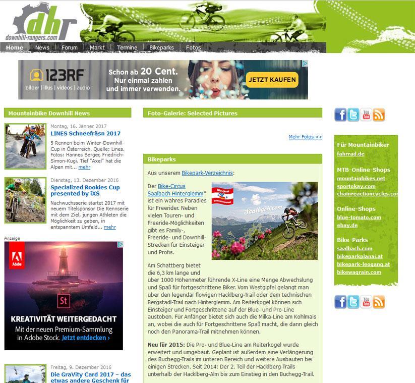 downhill-rangers.com